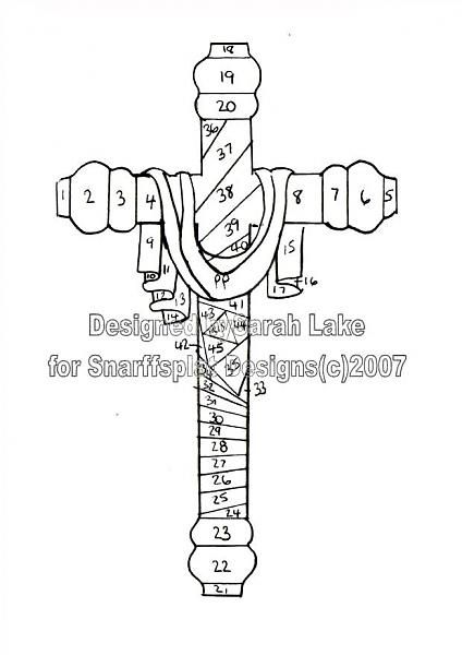 Click image for larger version Name: Cross with Drape.jpg Views: 75 Size: 56.4 KB ID: 13861