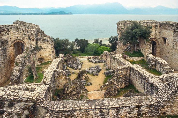 """""""Grotte di Catullo"""", Sirmione by Jacqueline Poggi on Flickr"""