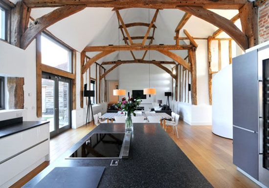 21 Best Barn Conversions Images On Pinterest Barn