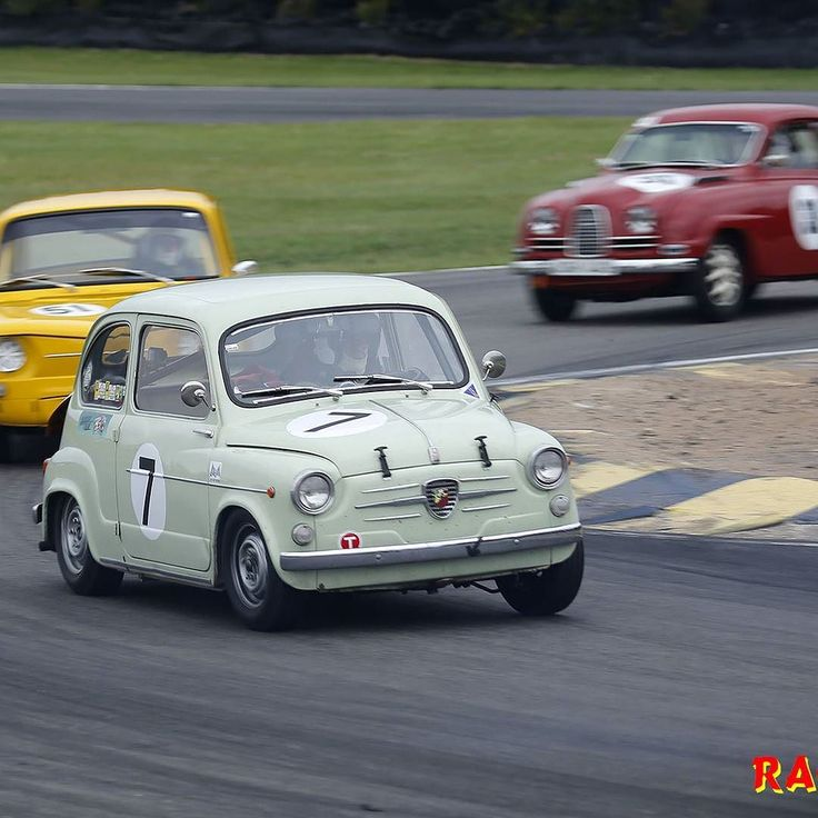 #abarth850tc #fiat600 #racing #abarth by 6u66e