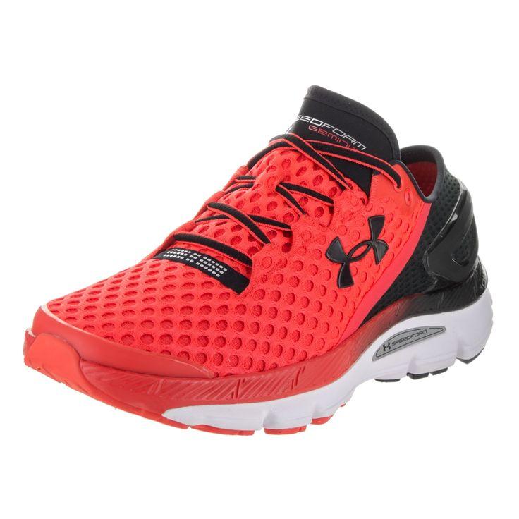 Under Armour Men's UA Speedform Gemini 2 Neon Salmon Running Shoes