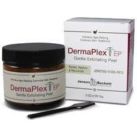 Janson Beckett - DermaPlex EP Exfoliating Peel by Janson Beckett. $39.95. Gently absorbs and removes skin cells that dull and congest your skin.. Janson Beckett DermaPlex EP Exfoliating Peel removes Dead Skin Cells in just 30 to 60 Seconds. Allows Fresh, New Cells to Rise to the Epidermis. Leaves Skin Softer, Brighter & Revitalized - Ready for Follow-Up Skin Care. Includes Palmitoyl Tripeptide-3 to Jump-Start Your Anti-Wrinkle Process.Instantly Revitalize Your Skin By Removing L...