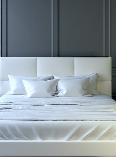 The 5 Most Common Bedroom Decorating Mistakes via @PureWow Home