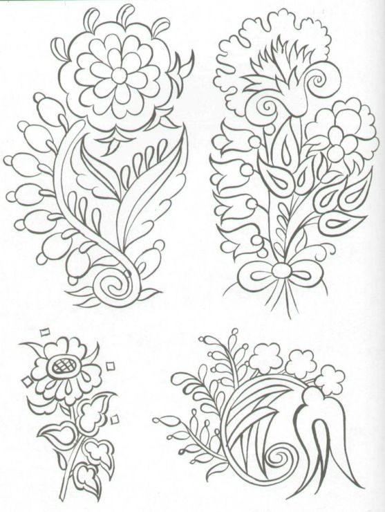 Gallery.ru / Фото #102 - Embroidery III - GWD