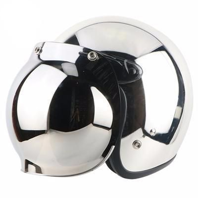 THH  Silver Chrome Mirror  Helmet  Get it here ~ https://estuffs.net/collections/helmets?page=2