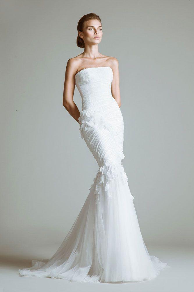 Tony Ward wedding dresses 2014 collection