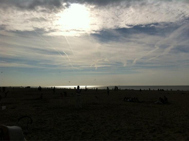 Daaaaaag strand! Het was een heerlijke dag!!!
