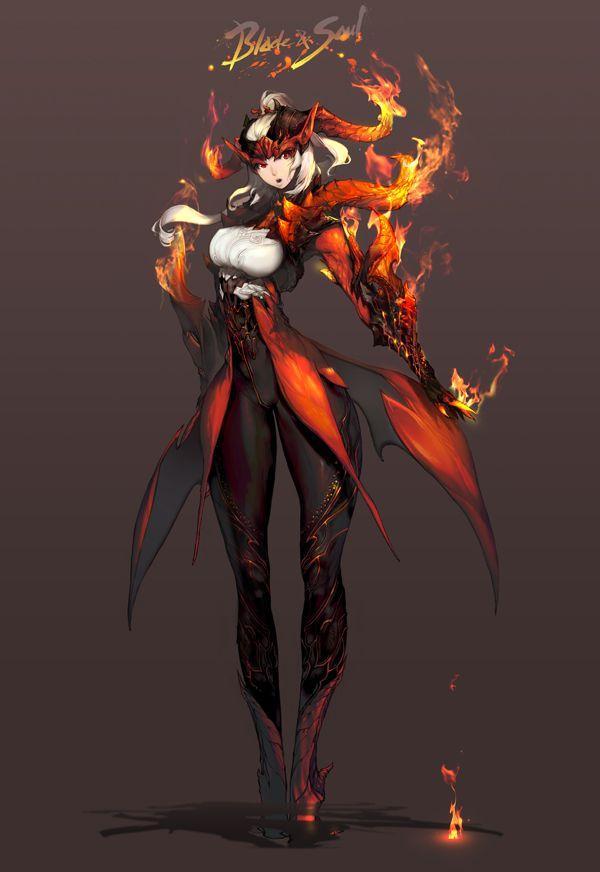 ブレイド&ソウル(Blade&Soul)・2011091006-オンラインゲームニュース