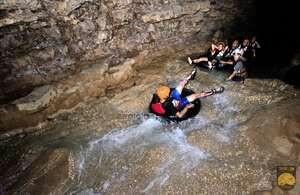 Kalisari, Gunung Kidul. #indonesia - basah-basah lucu disini