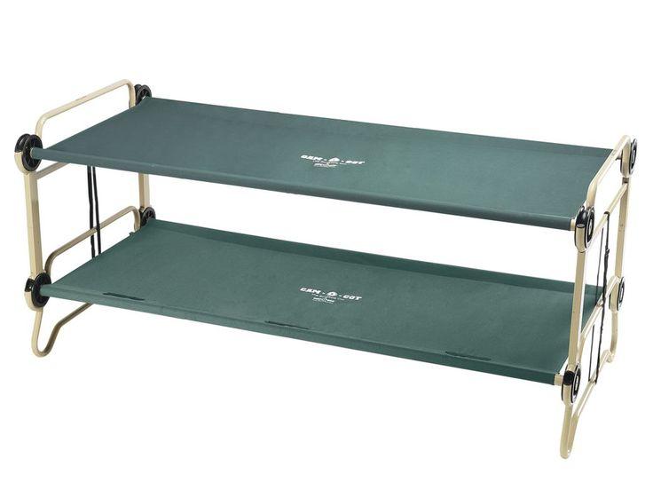 Disc O Bed Cam O Bunk Xl Portable Bunk Bed Cot Review