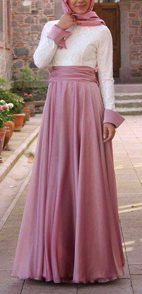 Hijab Pretty Dress.