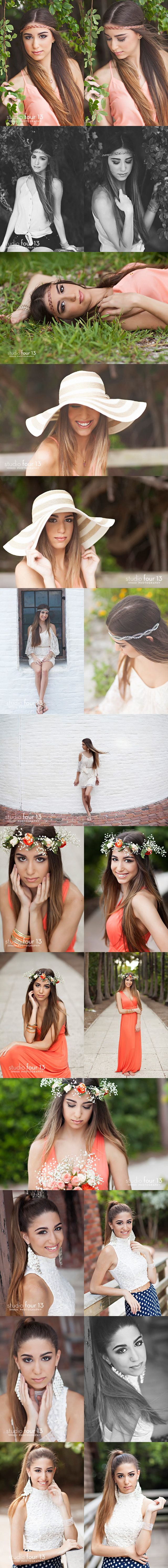 Studio four 13|Senior Photography Inspiration