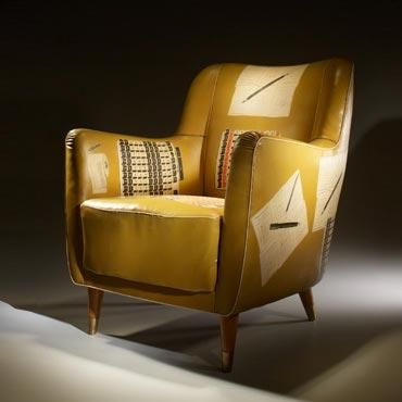 Gio Ponti. Office chair for Vembi Borrughs, 1950s