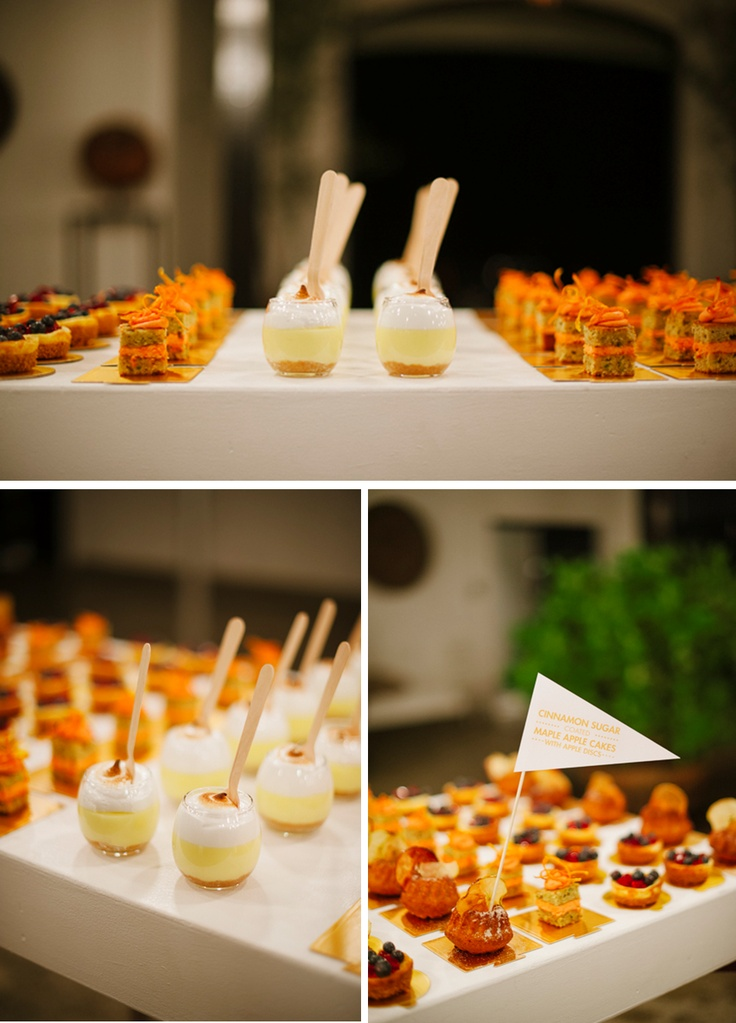 Dessert table for a wedding by The Birdcage Tea Bar, Stellenbosch- photo taken by welovepictures