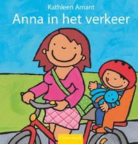 Anna in het verkeer- Digitaal Super leuk voor interactief voorlezen