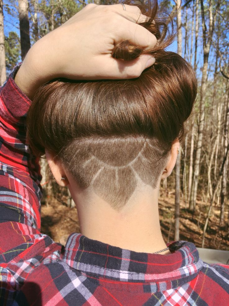 Short razor cut pictures to pin on pinterest tattooskid for Razor pen for hair tattoo