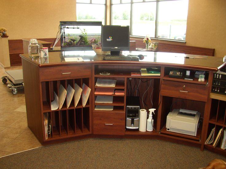 171 best Office - Reception Desk & Area images on Pinterest ...