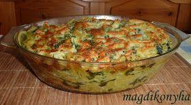 Ennek az ínycsiklandó spenótos finomságnak a receptjét Anyuval együtt találtuk ki,de az elkészítés Anyu egyedüli érdeme. A...