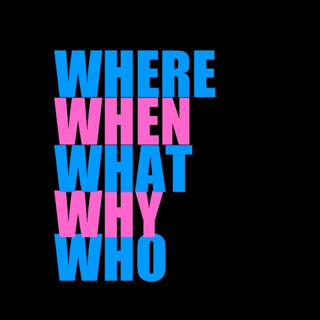 Cómo hacer preguntas con where, when, why, who, what: ESTRUCTURA de las PREGUNTAS CON WH-