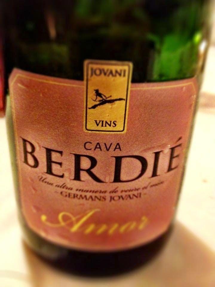 El Alma del Vino.: Vino y Gastronomía : Germans Jovani Cava Berdié Amor Extra Brut en La Vieja Bodega - Casalarreina (La Rioja).