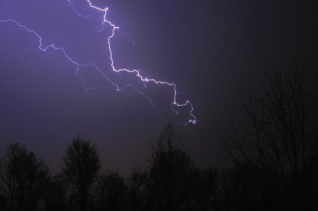 Kansas storm in February.