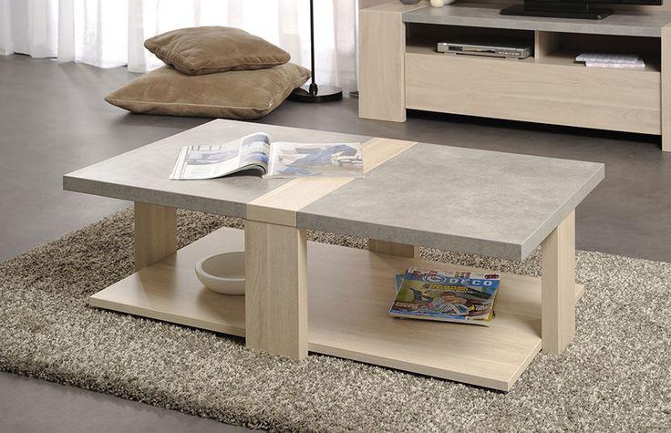1000 ideas about table basse contemporaine on pinterest canap de d corati - Table basse recuperation ...
