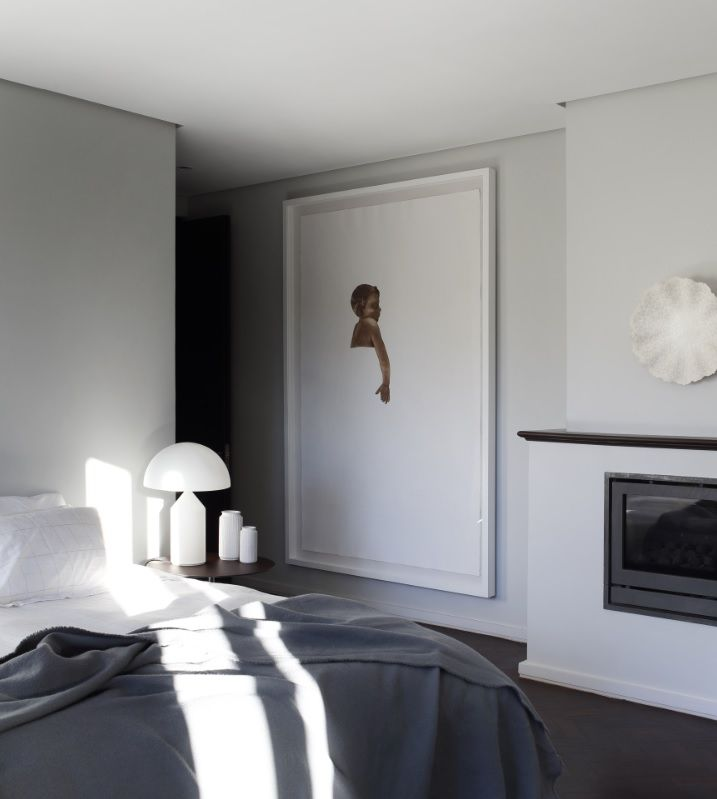 One of our recently finished bespoke bedroom designs, perfect for lazy winter lie-ins. #DePadova #bedroom #interiordesign #definingyourspace