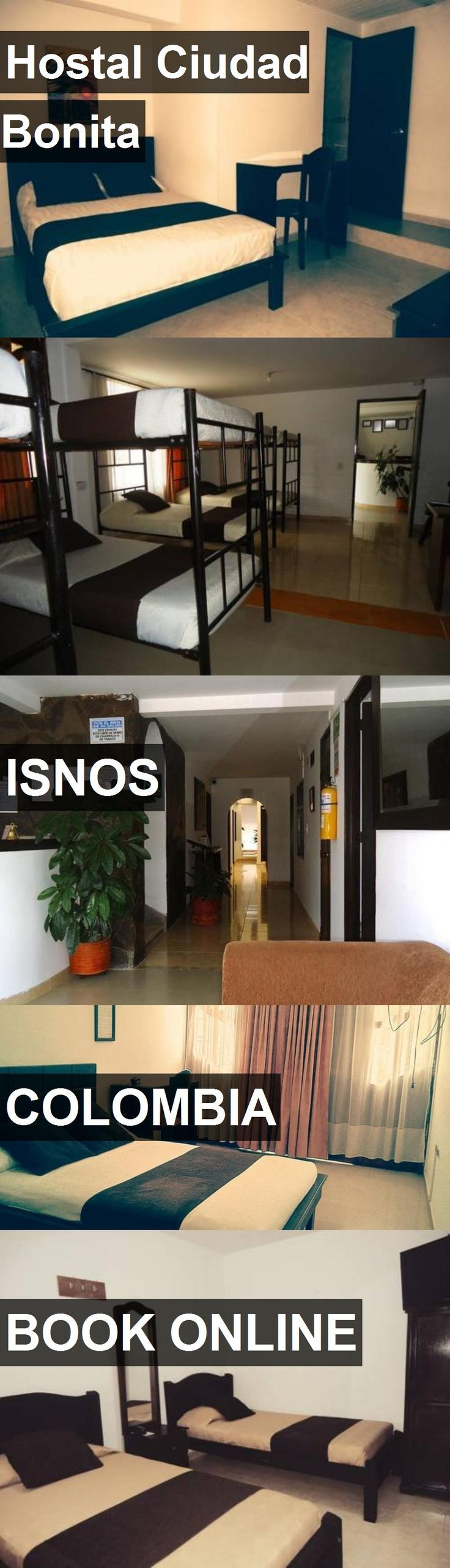 Hotel Hostal Ciudad Bonita in Isnos, Colombia. For more information, photos, reviews and best prices please follow the link. #Colombia #Isnos #travel #vacation #hotel