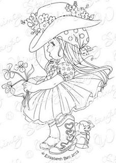 i used my kids coloring books to get the patterns for their quilts - Cowboy Cowgirl Coloring Pages