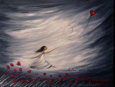 """""""Follow Your Heart"""" by Amanda Cass"""