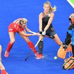 Women's Olympic Hockey Final - Great Britain v Netherlands