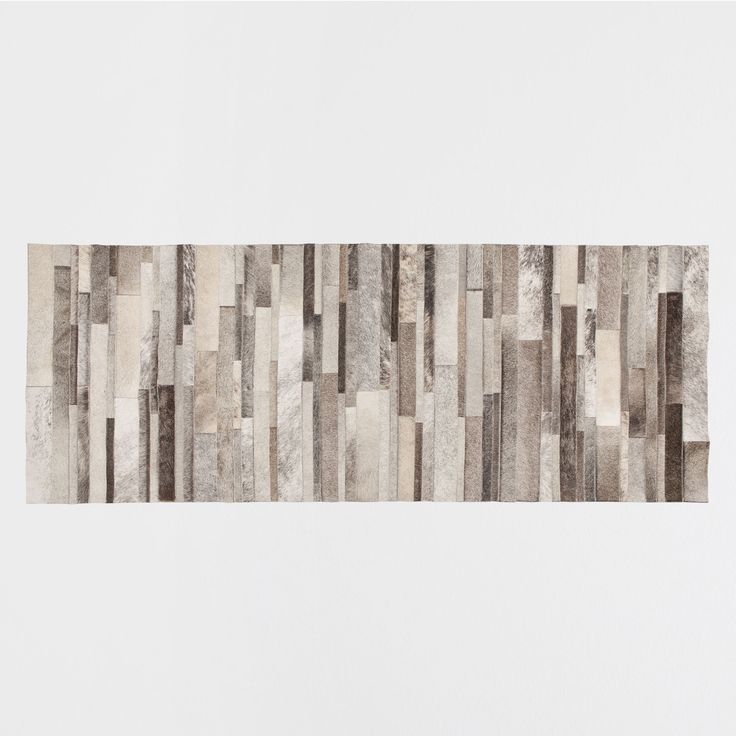 Patchwork Leather Rug Rugs Bedroom Zara Home Hong Kong