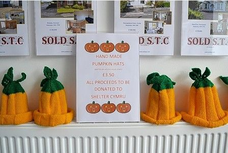 KNITTING pumpkin hats and sponsoring Swansea junior rugby teams are two ways community-focused estate agents have been supporting good causes.  The team at Astleys Residential in Killay is raising money for Shelter Cymru, while Fresh Estate and Letting Agents is sponsoring players at Swansea Uplands RFC.    Read more: http://www.southwales-eveningpost.co.uk/Agents-happy-join-good-causes/story-23287413-detail/story.html#ixzz3GyH27YXD