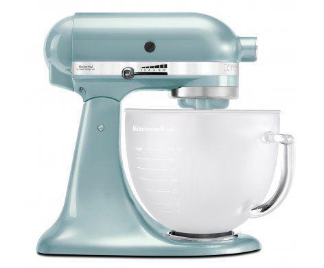 KitchenAid Azure Blue KSM156 Stand Mixer