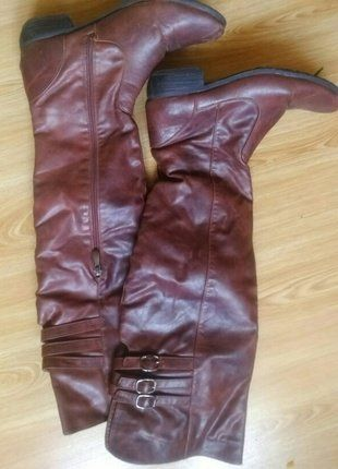 Kup mój przedmiot na #vintedpl http://www.vinted.pl/damskie-obuwie/kozaki/17330662-do-kolan-kozaki-dlugie-buty