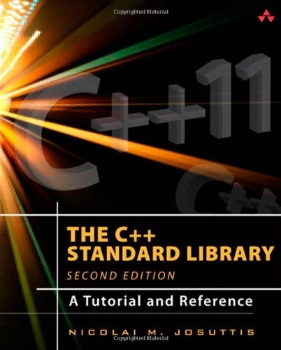 The C++ Standard Library: A Tutorial and Reference « Delay Gifts