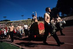Stanford band banned from traveling after probe found sexual hazing, 'illegal substances'