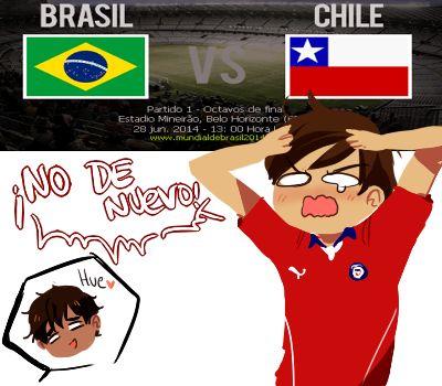 chile vs brazil (luciano y manuel,latin hetalia) obviamente la imagen no es mia,despues buscare su respectivo artista :)