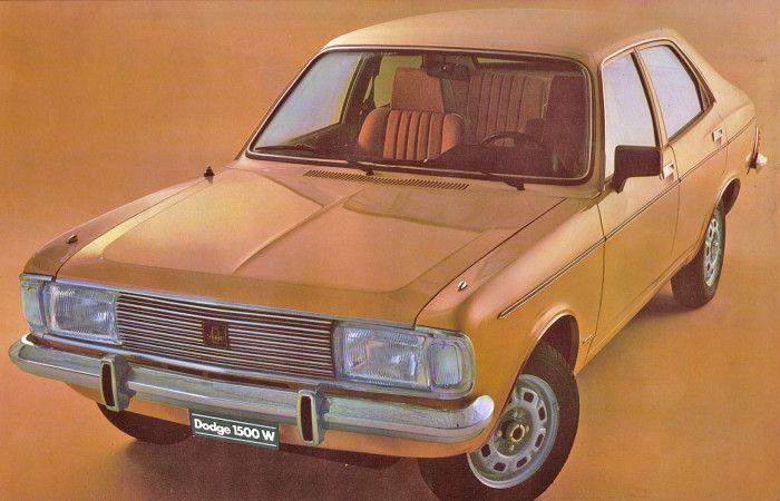 Dodge 1500 Serie W 1.8 (1980)
