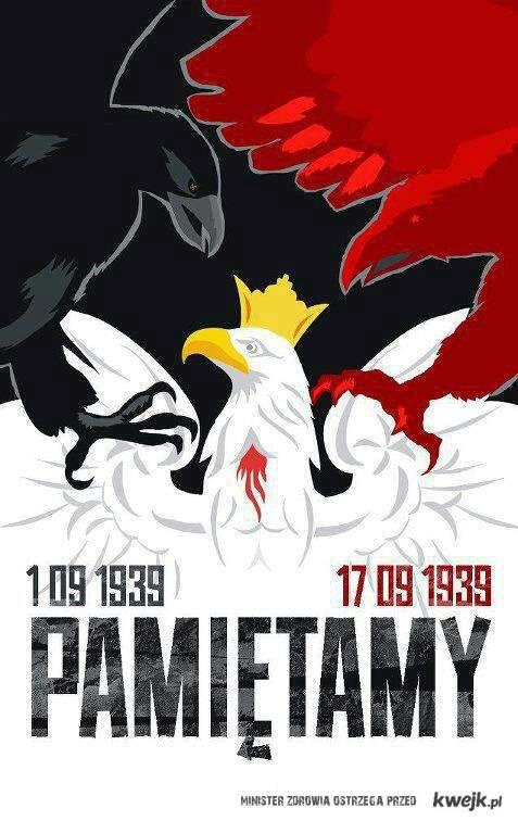 Pamiętajmy! (We remember! 1-17th Sept, 1939) https://www.facebook.com/photo.php?fbid=361337270614014=a.115319068549170.24546.112237398857337=1