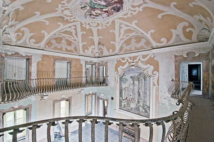 Photograph ABANDONED MANSION by Filippo Reviati on 500px