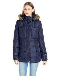 U.S. Polo Assn. Women's Hooded Puffer Jacket