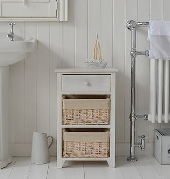 wicker of furniture on best white pinterest design images ideas beautiful drawers bathroom