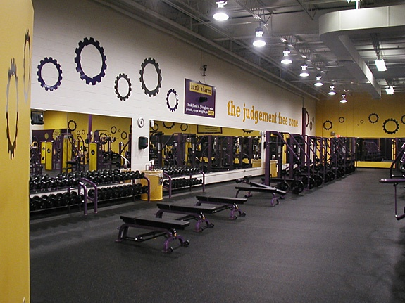 Planet Fitness Proud Home Of The Judgement Free Zone Planet Fitness Workout Fitness Club Gym
