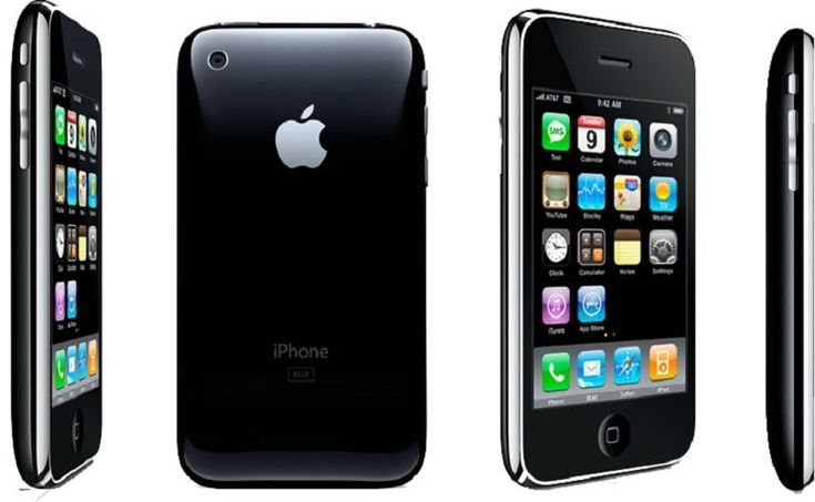 Apple iPhone 3G - 8GB - (AT&T) - Black - Smartphone Excellent Condition | eBay