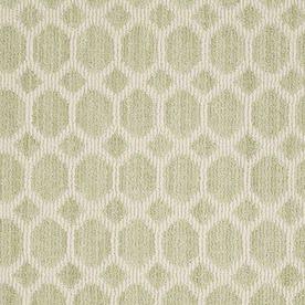 Stainmaster All The Rage Active Family Glen Green Berber Carpet Sample S663024glen Gre-Reen