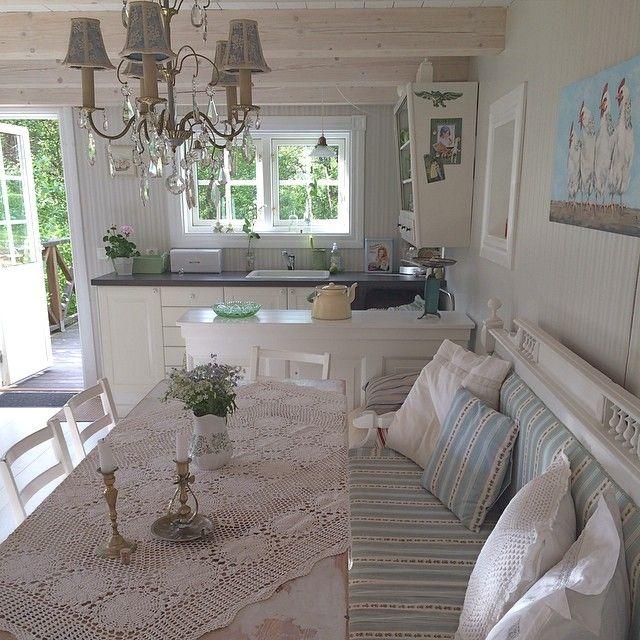 shabby and charme in danimarca a casa di annette biela je fajn pinterest home denmark. Black Bedroom Furniture Sets. Home Design Ideas