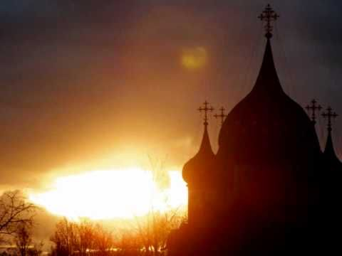 "▶ RUSSIAN ORTHODOX CHURCH MUSIC  from The Bridgroom MATINS:  Blessed is He who comes at midnight, and blessed and they that He shall finding watching....""Hallelujah"" - JUST LISTEN - YouTube"