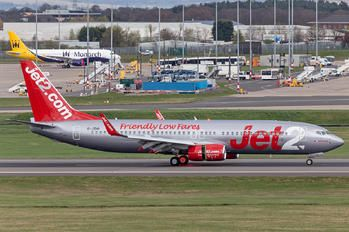 G-JZHO - Jet2 Boeing 737-800 photo (201 views)
