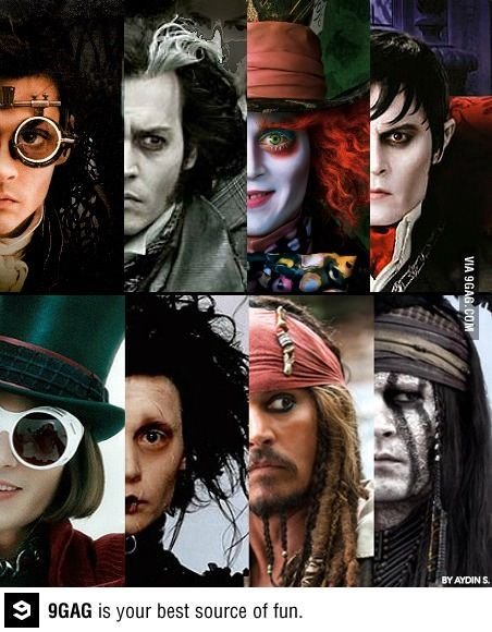 Awesomeness of Jonny Depp